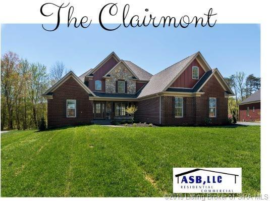 11207 Winged Foot Drive Lot 916, Sellersburg, IN 47172 (#201909782) :: The Stiller Group