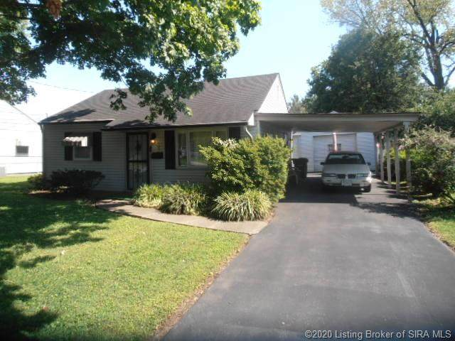 906 Main Street, Jeffersonville, IN 47130 (MLS #2020010472) :: The Paxton Group at Keller Williams Realty Consultants