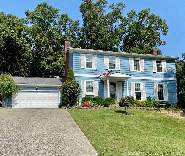 3423 Greenview Drive, New Albany, IN 47150 (MLS #2020010768) :: The Paxton Group at Keller Williams Realty Consultants