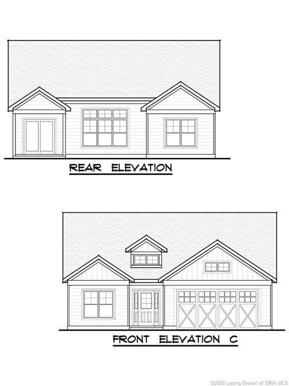 3914 Windsor Creek Drive Lot 7, New Albany, IN 47150 (#2020011174) :: Impact Homes Group