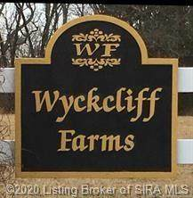 Wyckcliff Drive, Otisco, IN 47163 (#2020011214) :: Impact Homes Group