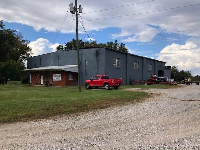 174 E Vine Street, Campbellsburg, IN 47108 (MLS #2020011533) :: The Paxton Group at Keller Williams Realty Consultants