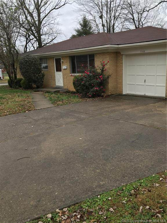 1108 Korb Avenue, New Albany, IN 47150 (MLS #2020012206) :: The Paxton Group at Keller Williams Realty Consultants