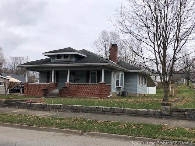 609 N Main Street, Salem, IN 47167 (MLS #2020012379) :: The Paxton Group at Keller Williams Realty Consultants