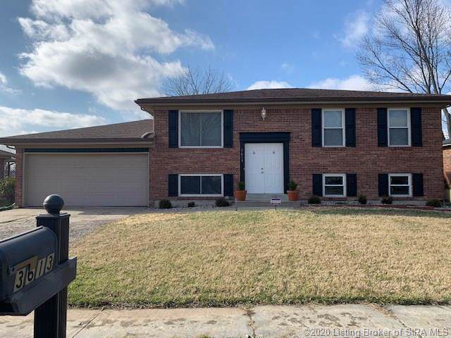 3613 Doe Run Way, New Albany, IN 47150 (MLS #202005381) :: The Paxton Group at Keller Williams Realty Consultants
