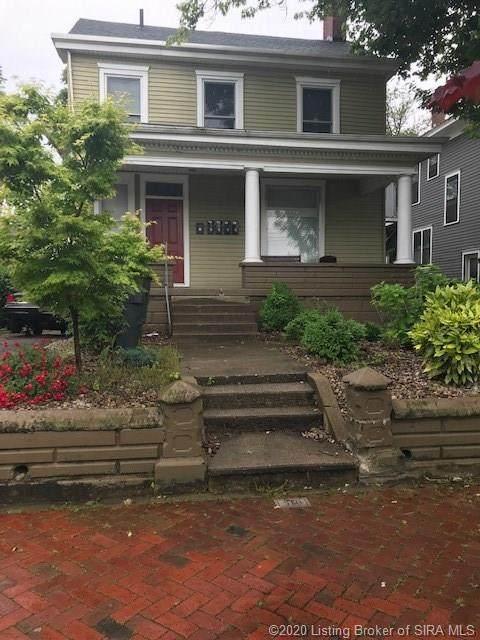 510 E Main Street, New Albany, IN 47150 (#202008142) :: The Stiller Group
