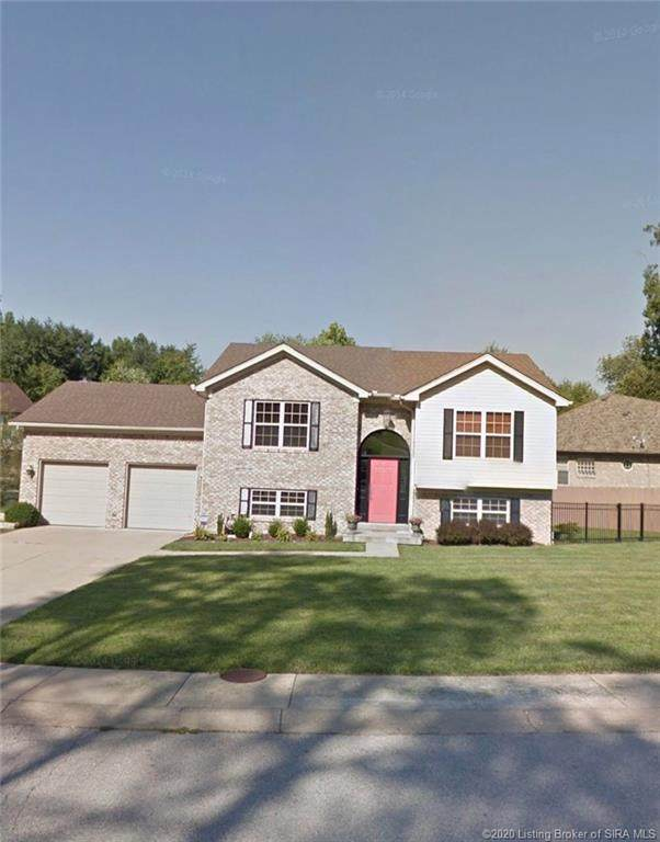 4241 Sunrise Drive, Sellersburg, IN 47172 (#202008197) :: The Stiller Group