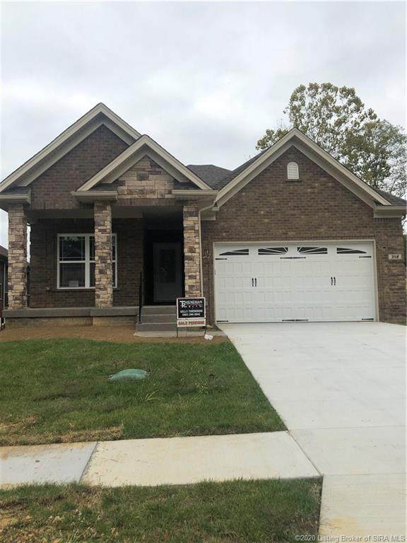 302 Tuscany Drive NE #59, Floyds Knobs, IN 47119 (MLS #202008502) :: The Paxton Group at Keller Williams Realty Consultants
