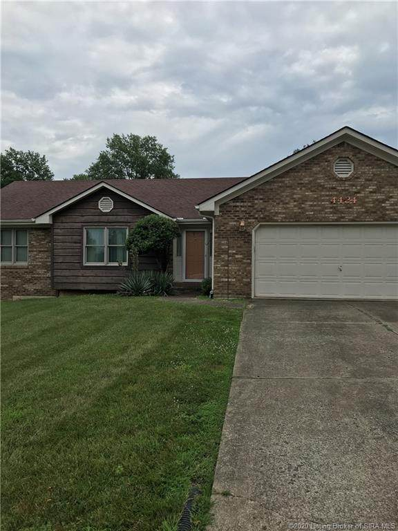 4424 Erin Drive, Floyds Knobs, IN 47119 (MLS #202008983) :: The Paxton Group at Keller Williams Realty Consultants