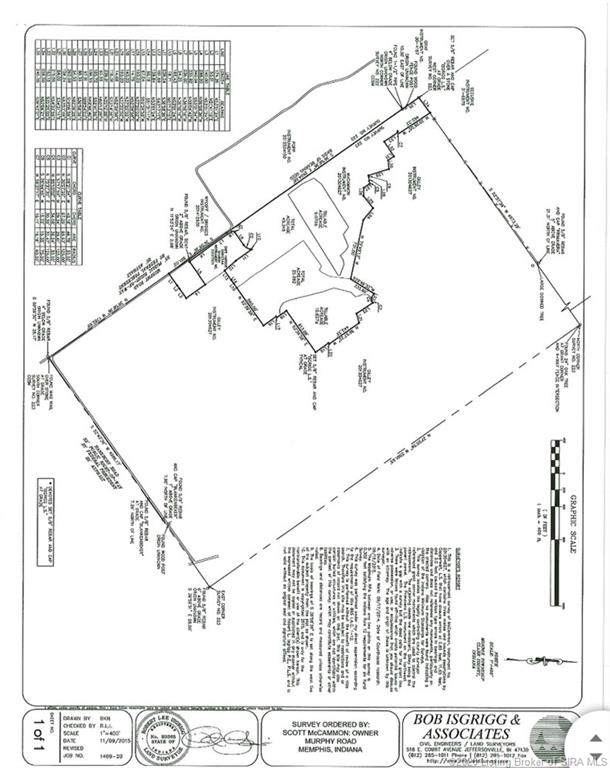 Murphy Road Tracts 1 & 2, Memphis, IN 47134 (#202009420) :: The Stiller Group