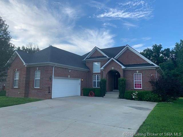 2033 Sterling Oaks Drive, Sellersburg, IN 47172 (MLS #202009778) :: The Paxton Group at Keller Williams Realty Consultants