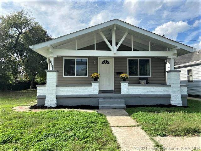 1111 Crystal Avenue, New Albany, IN 47150 (#2021011640) :: The Stiller Group
