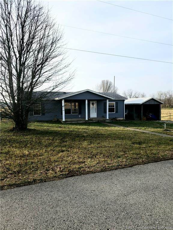 1555 E Coonhunters Road, Leavenworth, IN 47137 (MLS #202105273) :: The Paxton Group at Keller Williams Realty Consultants