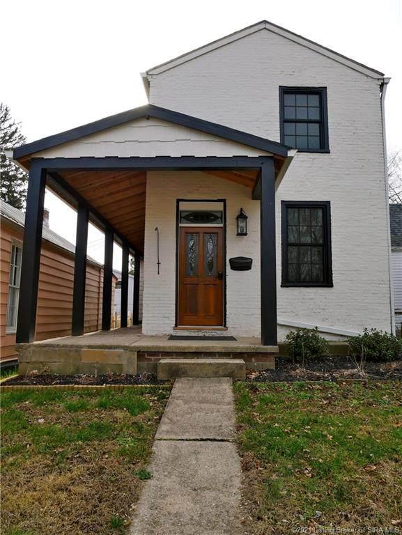 833 W Third Street, Madison, IN 47250 (#202105310) :: The Stiller Group