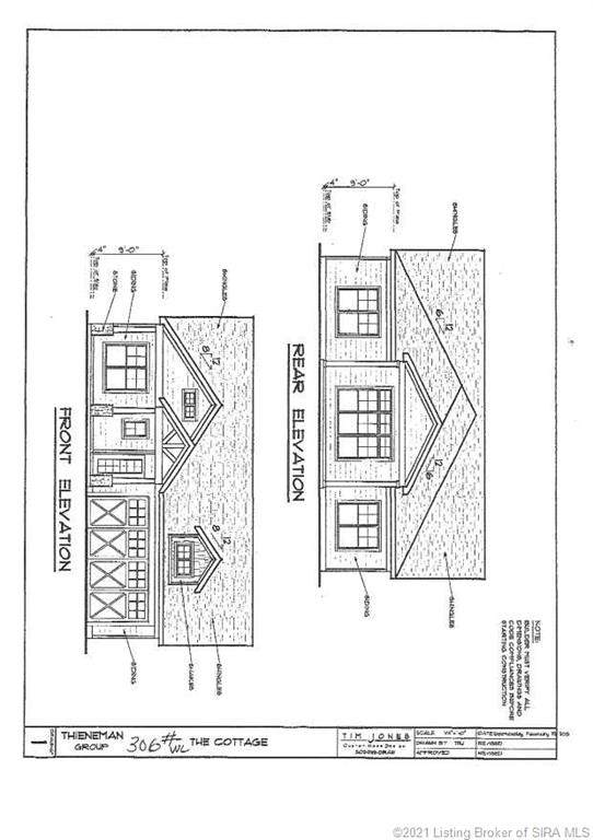 4195 Heitz Avenue #306, Jeffersonville, IN 47130 (#202105906) :: Impact Homes Group