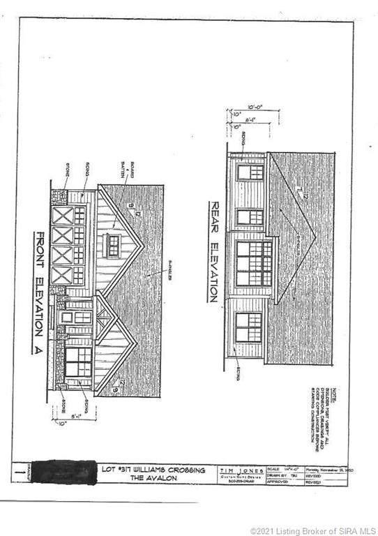 4190 Heitz Avenue #317, Jeffersonville, IN 47130 (#202105980) :: Impact Homes Group