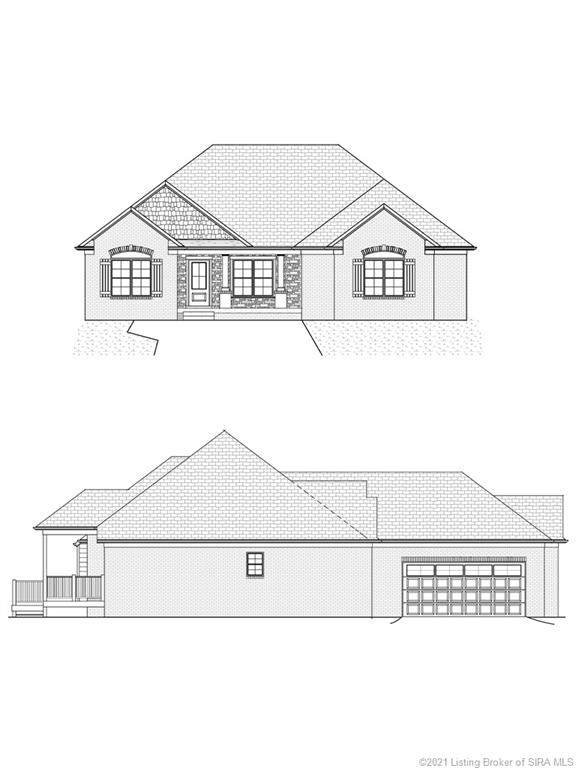 1610 Champions Pointe Parkway Lot 86, Henryville, IN 47126 (#202106099) :: The Stiller Group