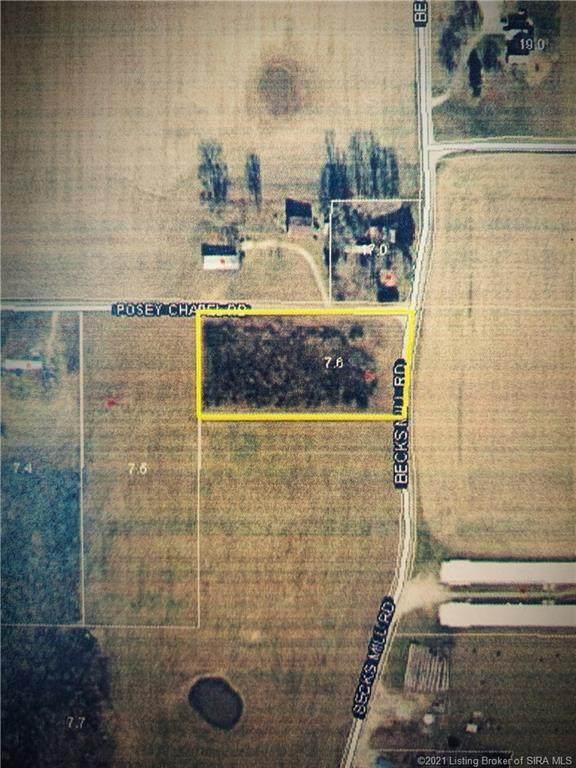 7013 S Becks Mill Road, Salem, IN 47167 (#202107479) :: The Stiller Group