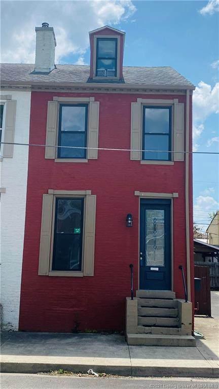 408 E 3rd Street, Madison, IN 47250 (#202107922) :: The Stiller Group