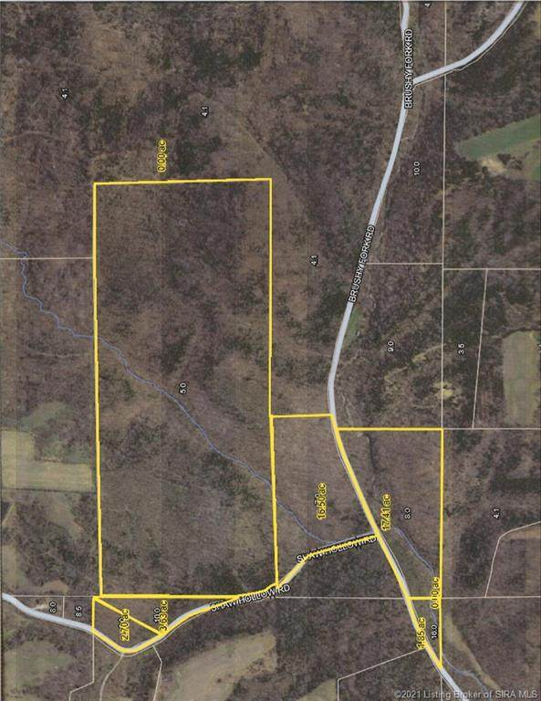 9000 + N Brushy Fork Road, Canaan, IN 47224 (MLS #202108253) :: The Paxton Group at Keller Williams Realty Consultants