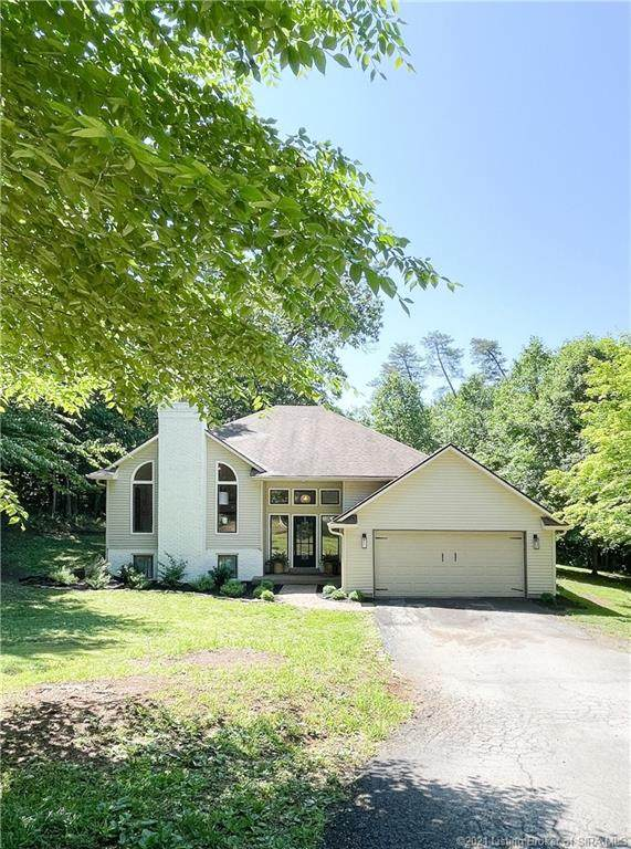 308 Buckthorn Court, Otisco, IN 47163 (MLS #202108264) :: The Paxton Group at Keller Williams Realty Consultants