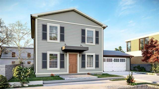 Lot 22 Winthrop Avenue, Charlestown, IN 47111 (#202109318) :: Herg Group Impact