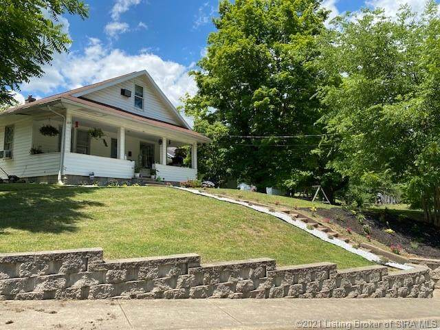 821 S Indiana Avenue, French Lick, IN 47432 (#202109487) :: Herg Group Impact