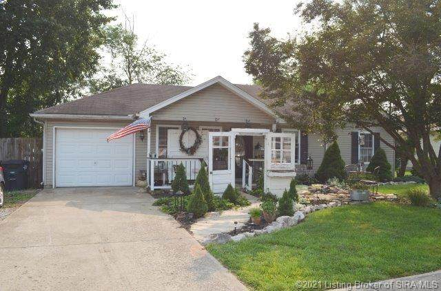 108 Herbert Drive, Charlestown, IN 47111 (MLS #202109498) :: The Paxton Group at Keller Williams Realty Consultants