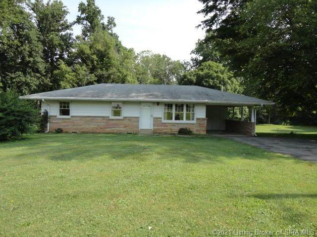 1531 E Water Street, Borden, IN 47106 (MLS #202109578) :: The Paxton Group at Keller Williams Realty Consultants