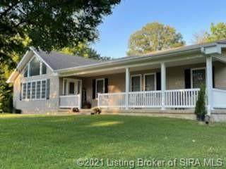 2215 S Sr 62, Hanover, IN 47243 (MLS #202109579) :: The Paxton Group at Keller Williams Realty Consultants
