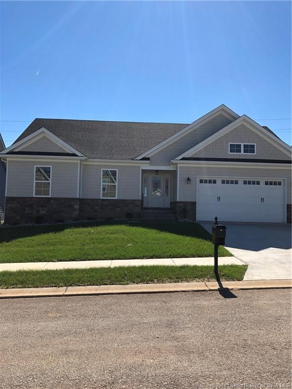 1029 Villas Court #16, Greenville, IN 47124 (MLS #201808076) :: The Paxton Group at Keller Williams