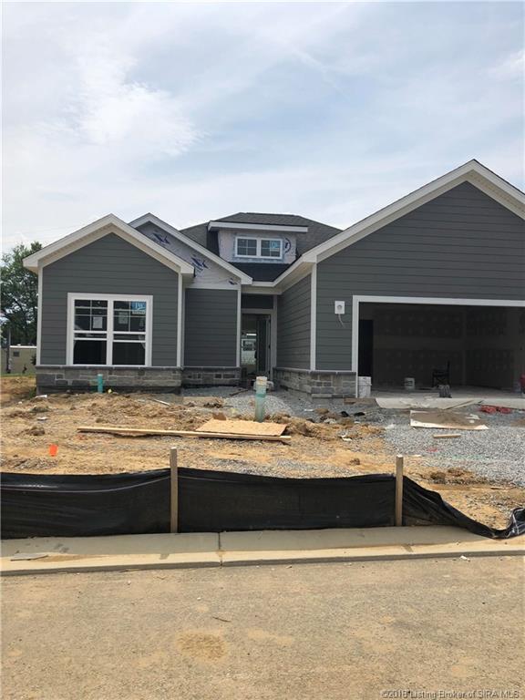 3513 Edgewood Village, Jeffersonville, IN 47130 (#201808605) :: The Stiller Group