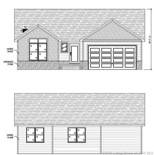 5008 - Lot 218 Oakhill Lane, Georgetown, IN 47122 (MLS #201808615) :: The Paxton Group at Keller Williams