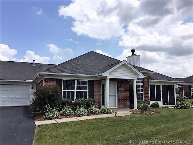 3538 Stonecreek Circle D, Jeffersonville, IN 47130 (#201809761) :: The Stiller Group