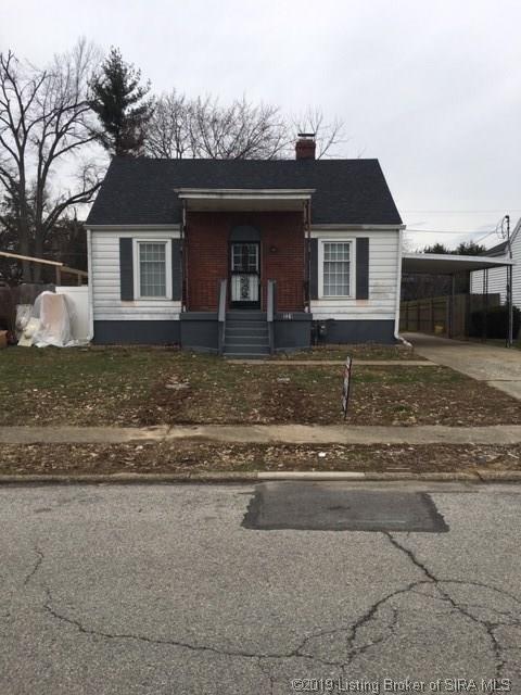 221 E Carter Avenue, Clarksville, IN 47129 (#201906005) :: The Stiller Group