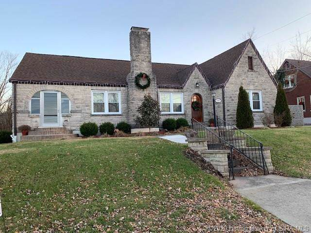 7305 Main Street NE, Lanesville, IN 47136 (#202005411) :: The Stiller Group