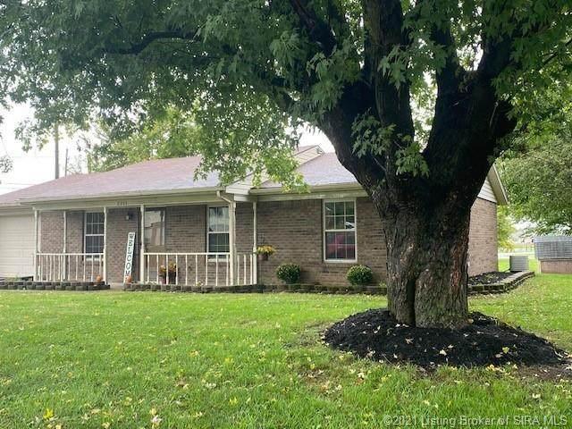 2215 Cornwell Drive, Jeffersonville, IN 47130 (#2021011325) :: The Stiller Group
