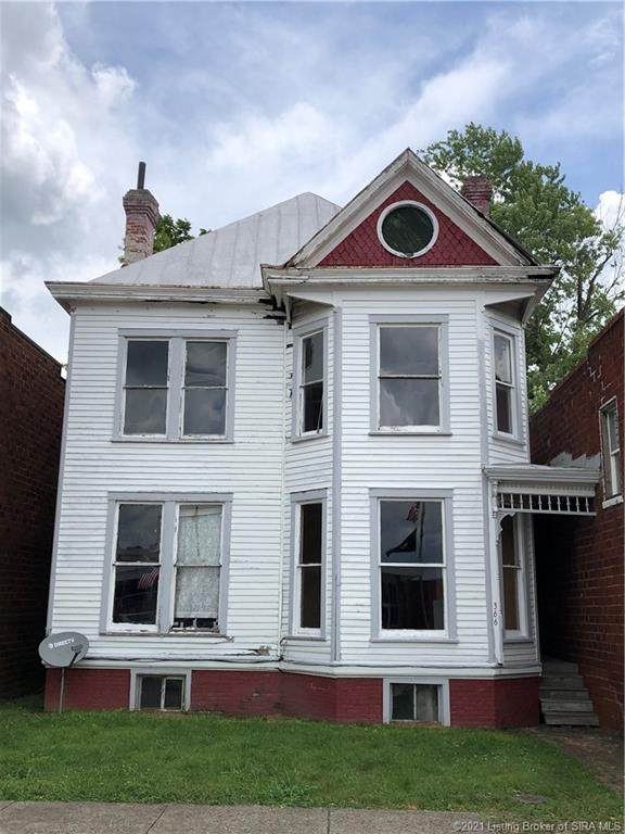 366 Main Cross Street, Charlestown, IN 47111 (MLS #202109279) :: The Paxton Group at Keller Williams Realty Consultants