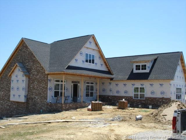 2020 Andres Way - Lot 10, Floyds Knobs, IN 47119 (MLS #201805451) :: The Paxton Group at Keller Williams