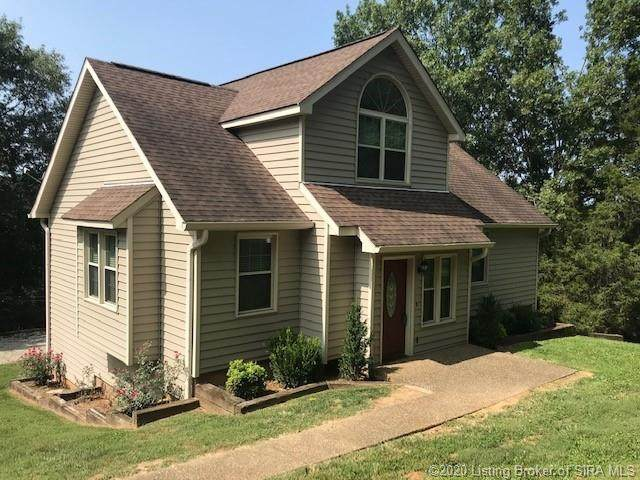 2381 Ridge Crest Drive NE, Lanesville, IN 47136 (MLS #2020010331) :: The Paxton Group at Keller Williams Realty Consultants