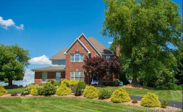 124 Lee Drive, Floyds Knobs, IN 47119 (MLS #202008465) :: The Paxton Group at Keller Williams Realty Consultants