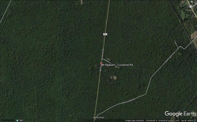 1031 Mt Pleasant / Tuckahoe, Upper Township, NJ 08270 (MLS #496790) :: The Cheryl Huber Team