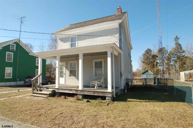 28 Franklin, Bridgeton, NJ 08302 (MLS #500863) :: The Ferzoco Group
