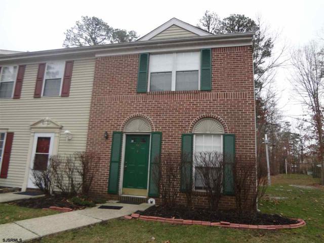 165 Rumson Drive #165, Galloway Township, NJ 08205 (MLS #501328) :: The Ferzoco Group
