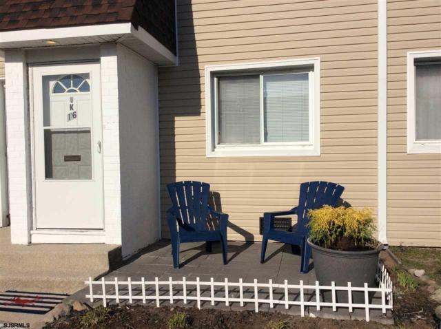 4901 Harbor Beach Blvd K-16, Brigantine, NJ 08203 (MLS #502579) :: The Ferzoco Group