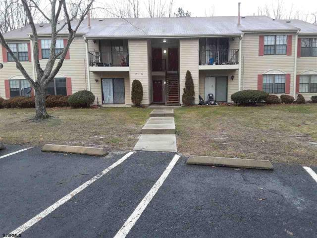 22 Liberty Court #22, Galloway Township, NJ 08205 (MLS #502625) :: The Ferzoco Group