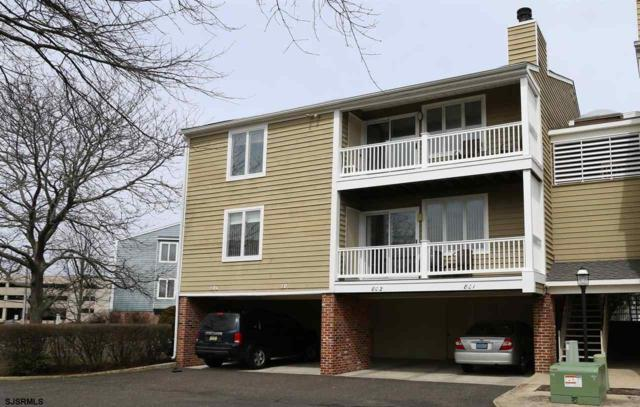804 Harbour Cove #804, Somers Point, NJ 08244 (MLS #503343) :: The Ferzoco Group