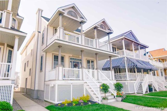 3338 West Ave 2nd Floor, Ocean City, NJ 08226 (MLS #505642) :: The Cheryl Huber Team
