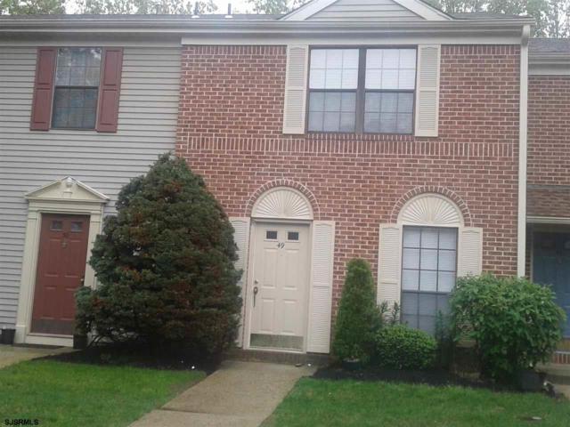 49 Greenwich #49, Galloway Township, NJ 08205 (MLS #505762) :: The Ferzoco Group
