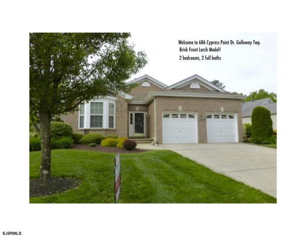 686 Cypress Point, Galloway Township, NJ 08215 (MLS #505794) :: The Cheryl Huber Team